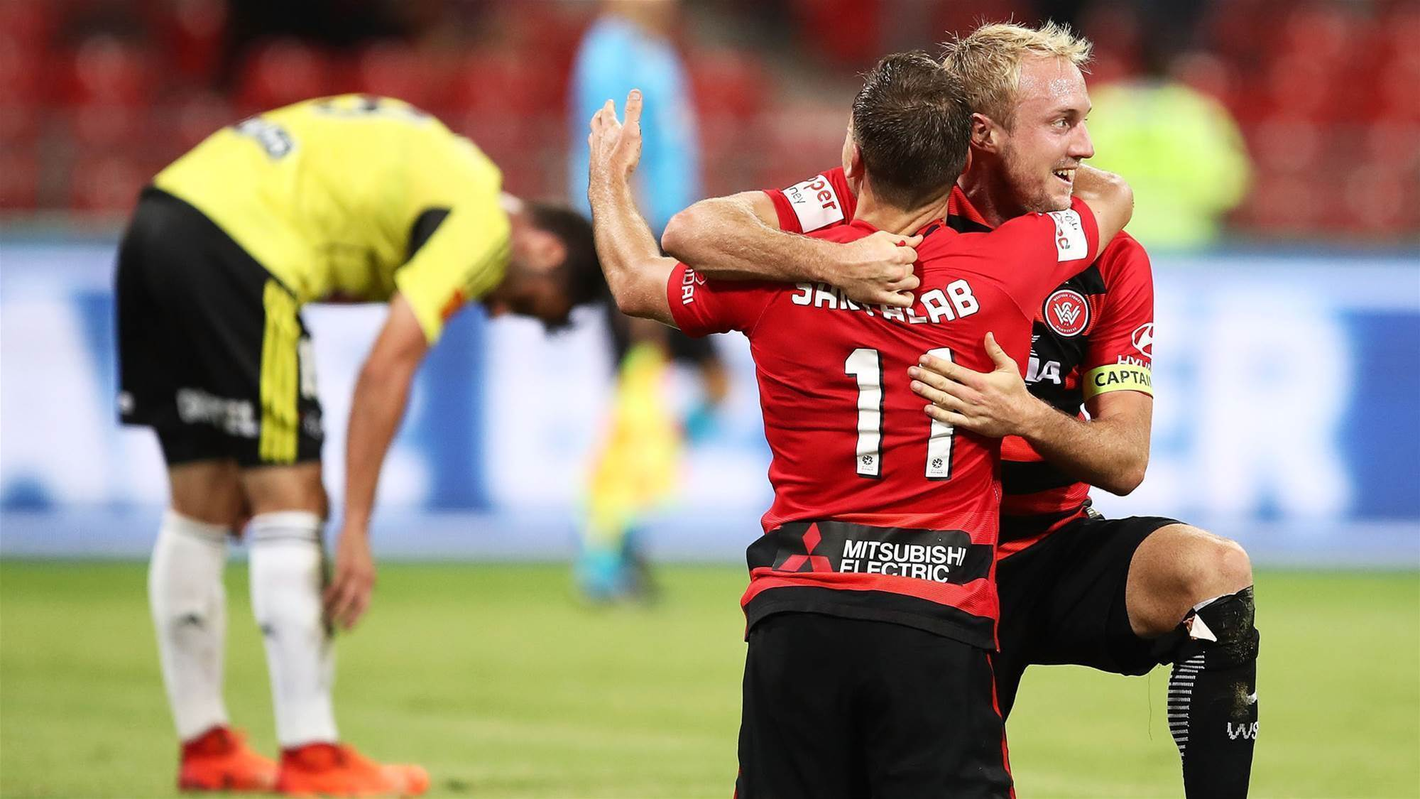 Wanderers clinch first Spotless win