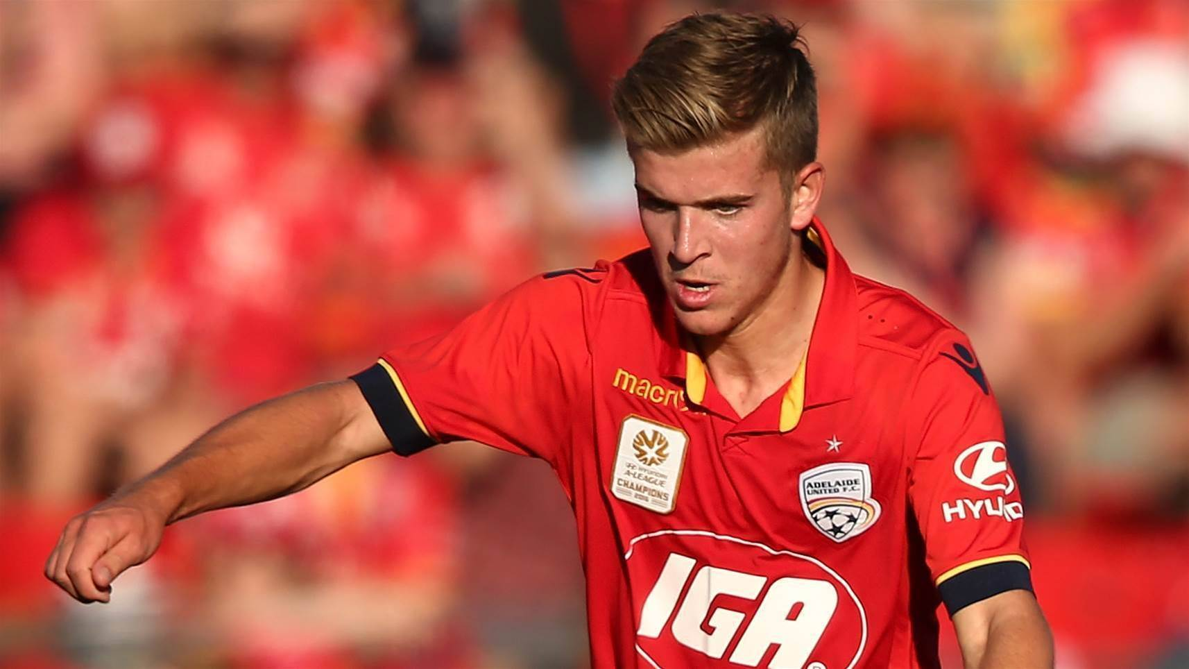 Young McGree nominated for top award