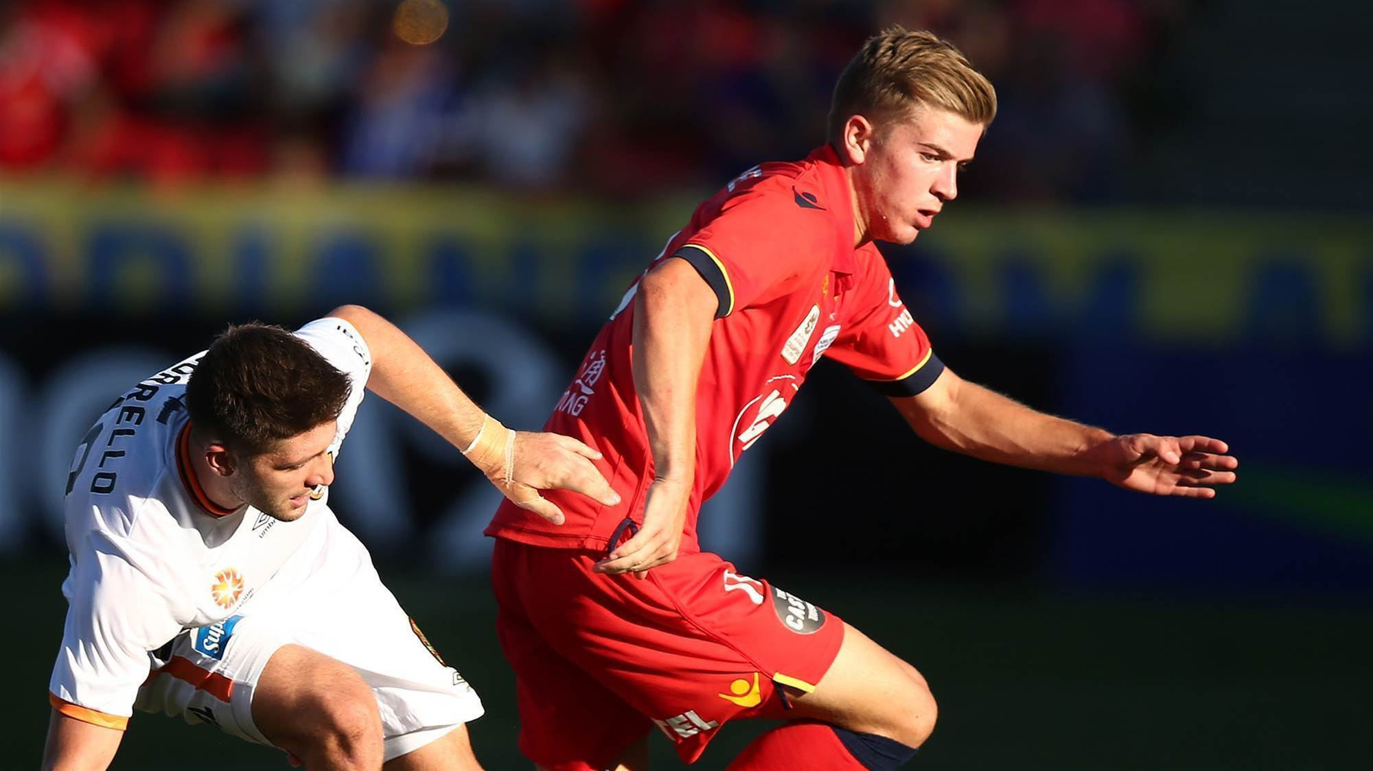 Kewell to McGree: You only get one chance!