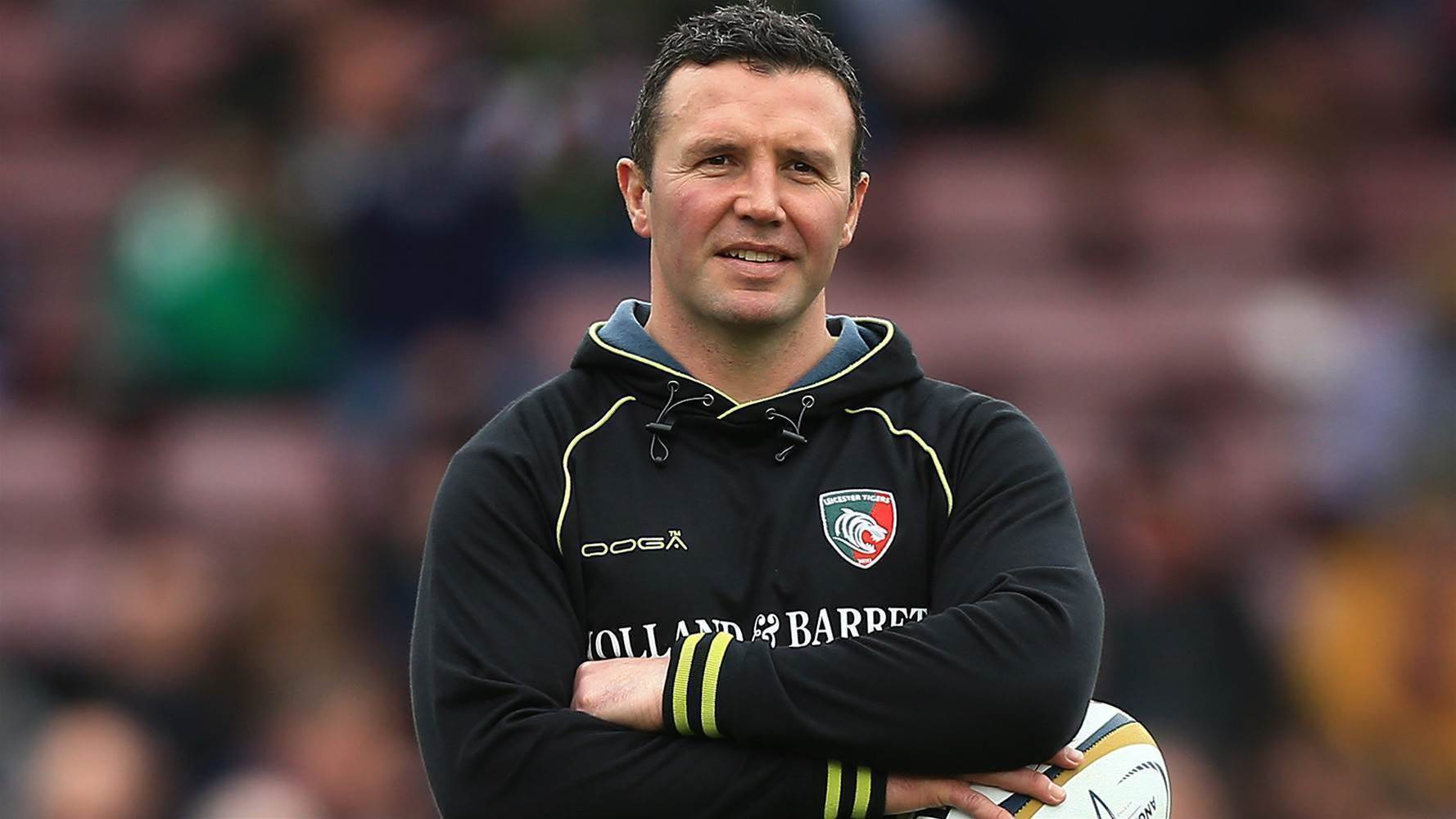 Aaron Mauger named new Highlanders boss
