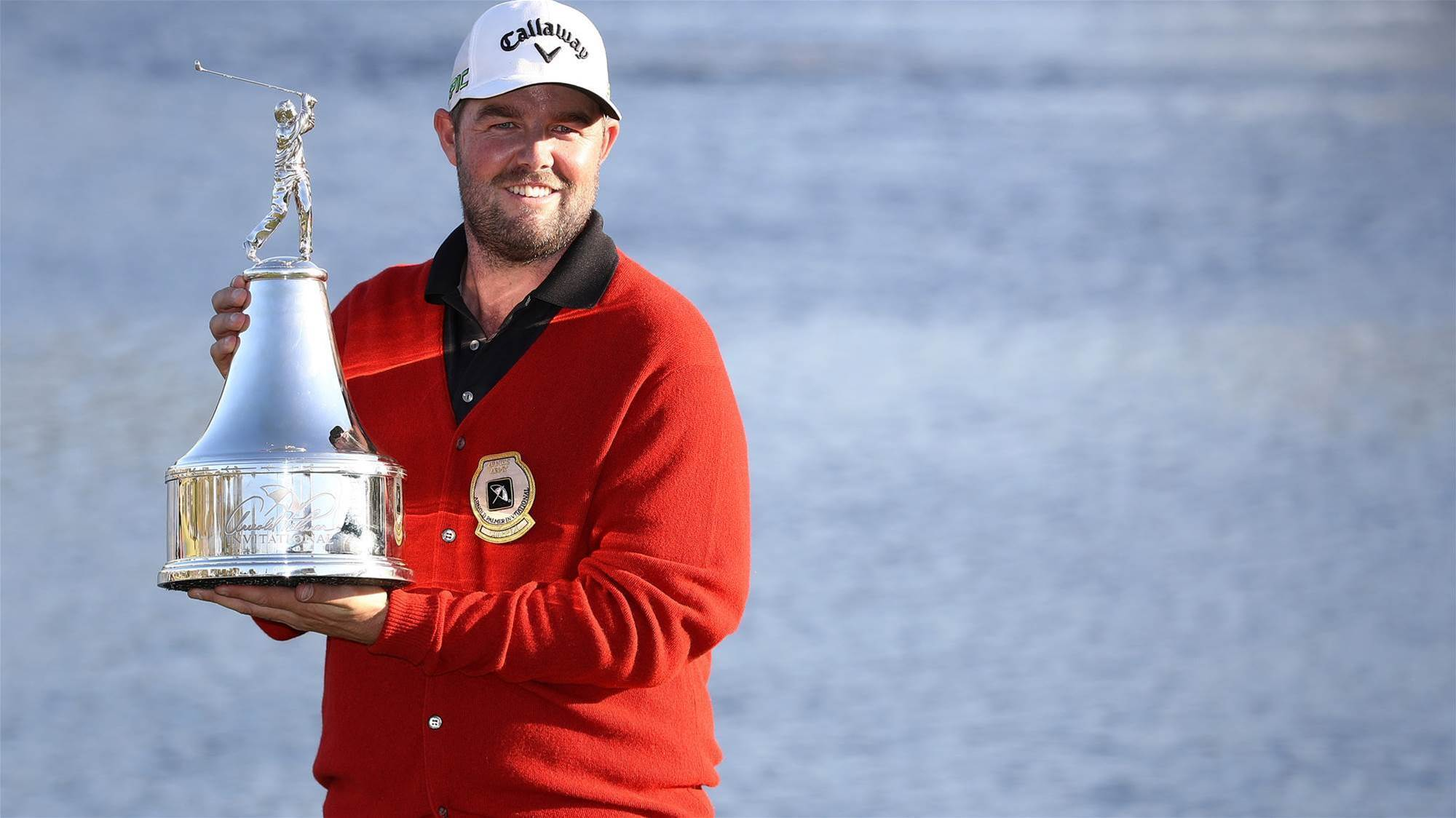 Leishman surges to victory at Arnie's Place