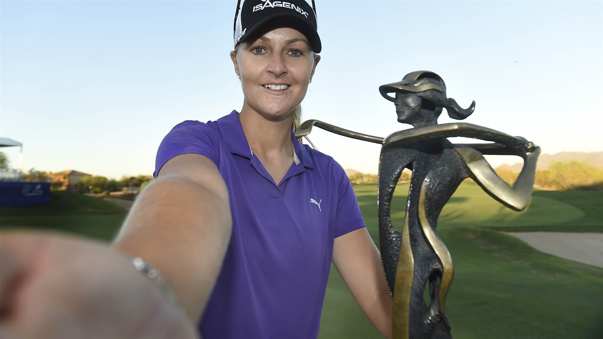 LPGA: Nordqvist hangs on for 'special' win