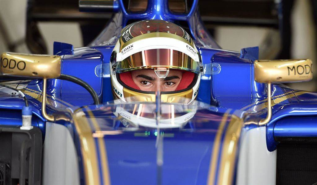 Injured Wehrlein ruled out of Chinese Grand Prix