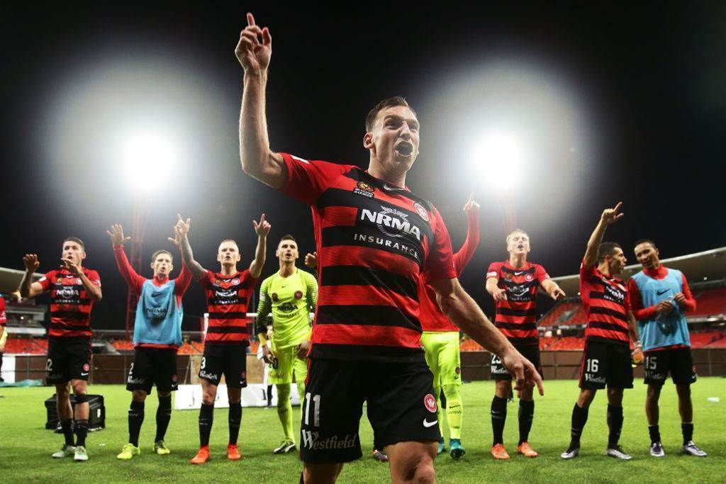 Western Sydney Wanderers's 2017/18 A-League fixtures