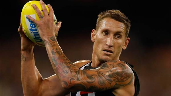 Collingwood's Jesse White confirms retirement