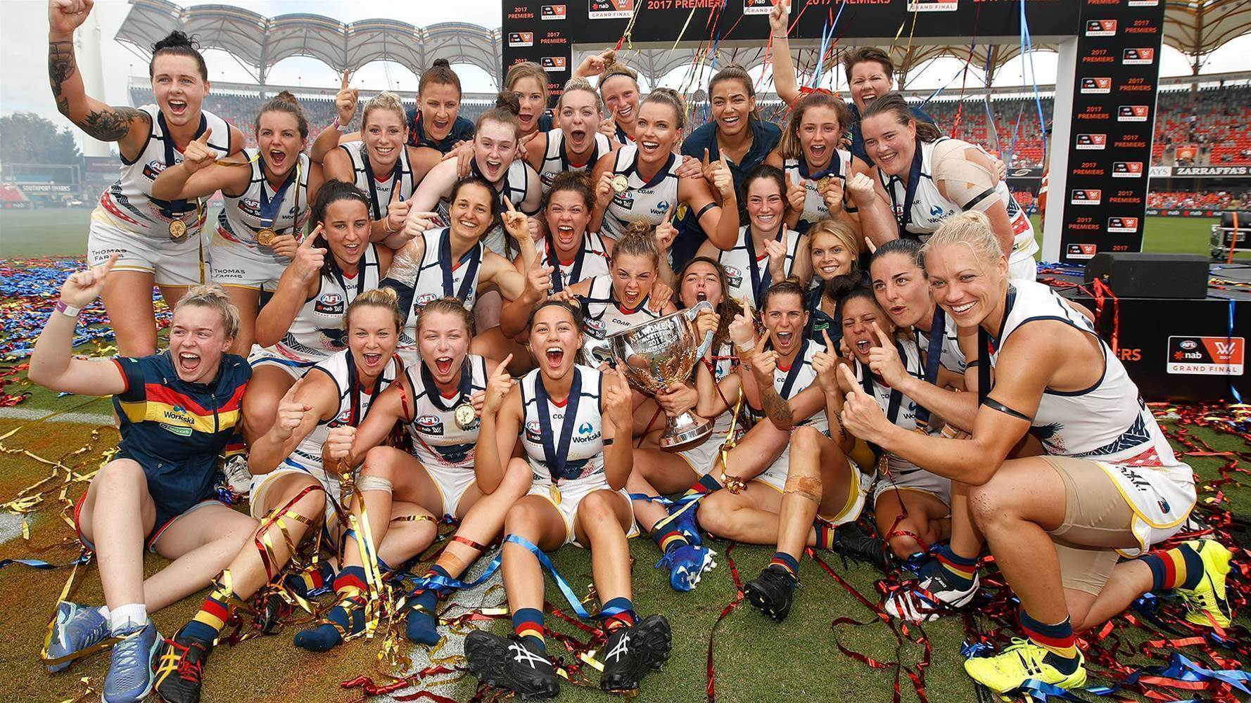 AFLW to expand to 14 clubs