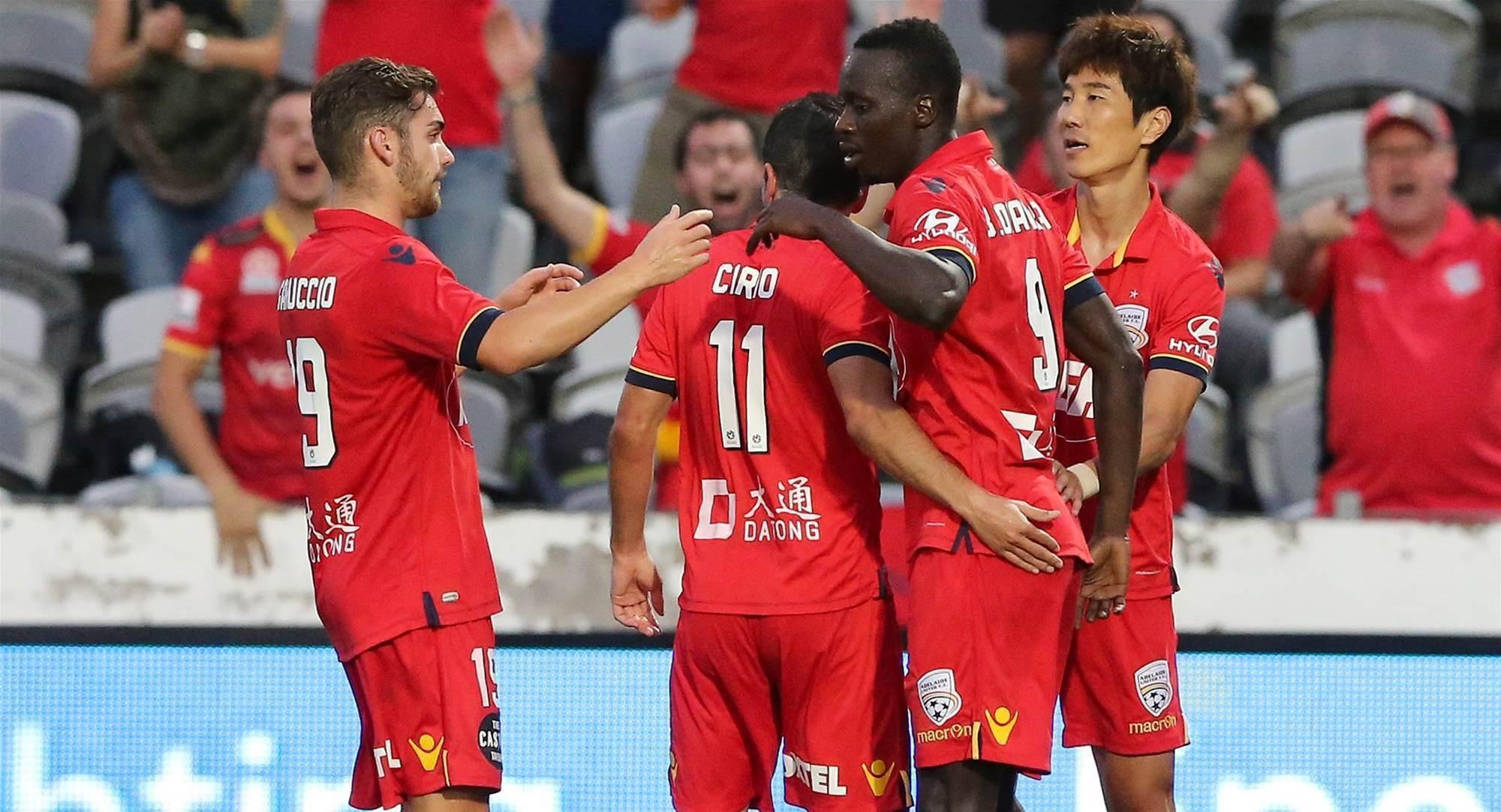 Diawara double lifts Reds