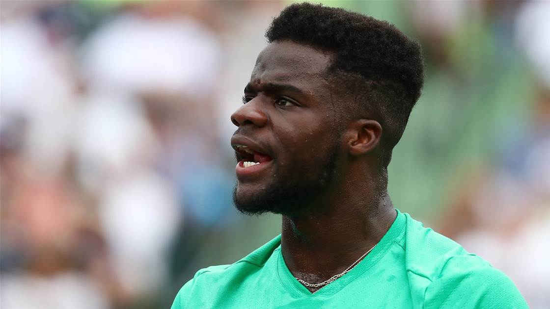 Sex romp halts ATP match