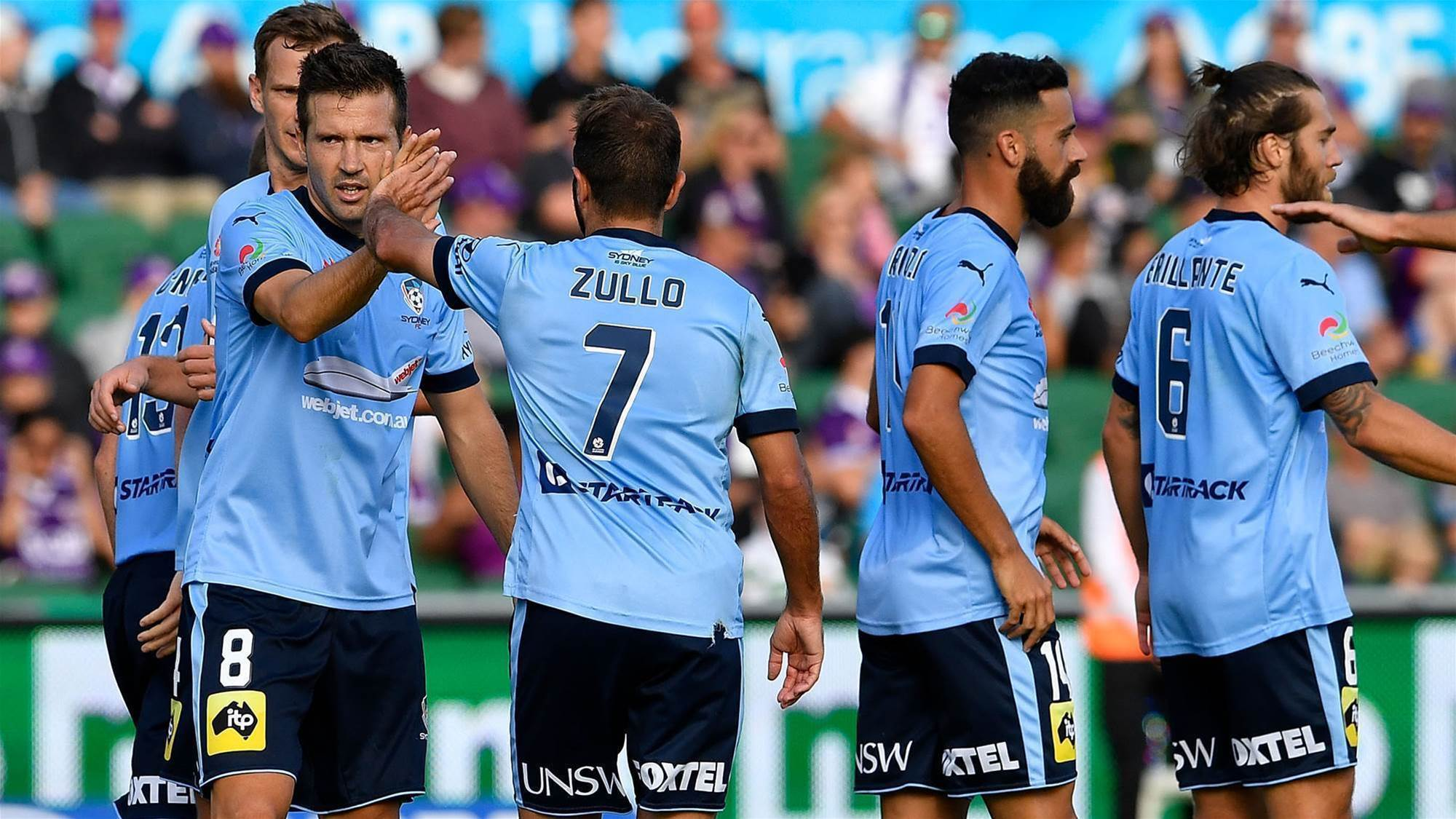 Best of the A-League Weekend