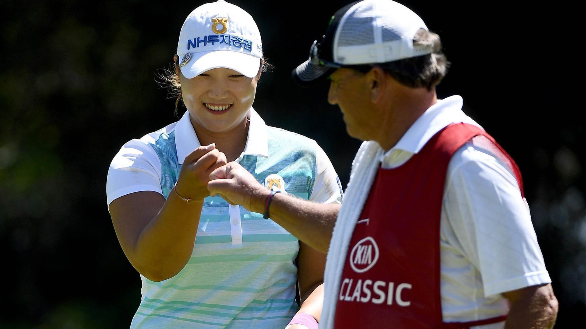 LPGA: Mirim Lee back in the winner's circle