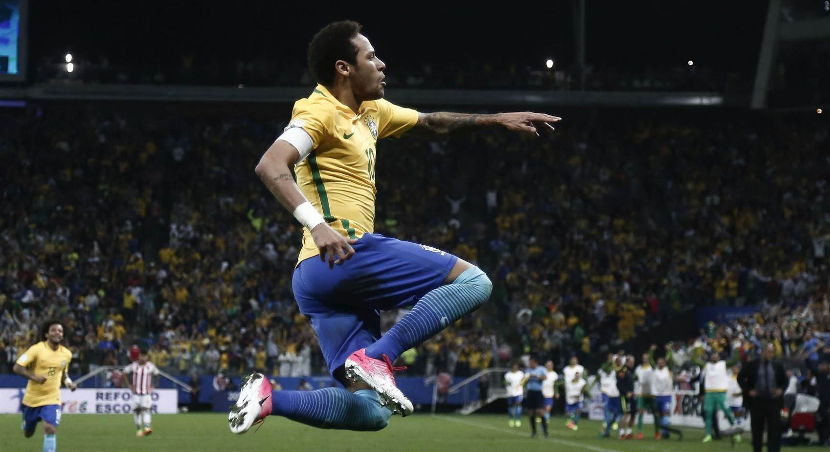 Organisers 'disappointed' by Neymar no-show