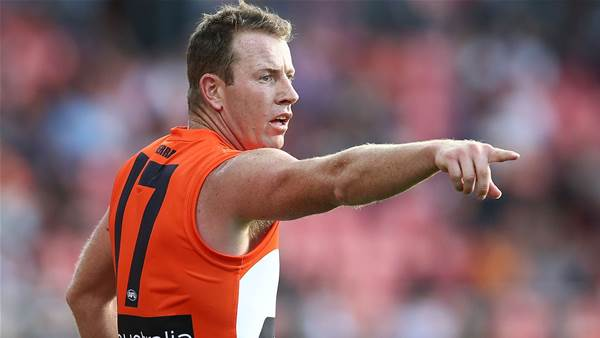 Steve Johnson calls time on AFL career