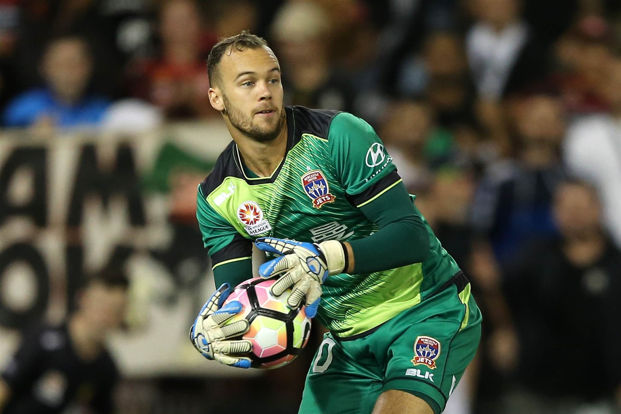 Jets appoint goalkeeping coach
