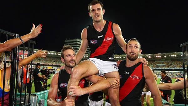 Brent Stanton retires from AFL