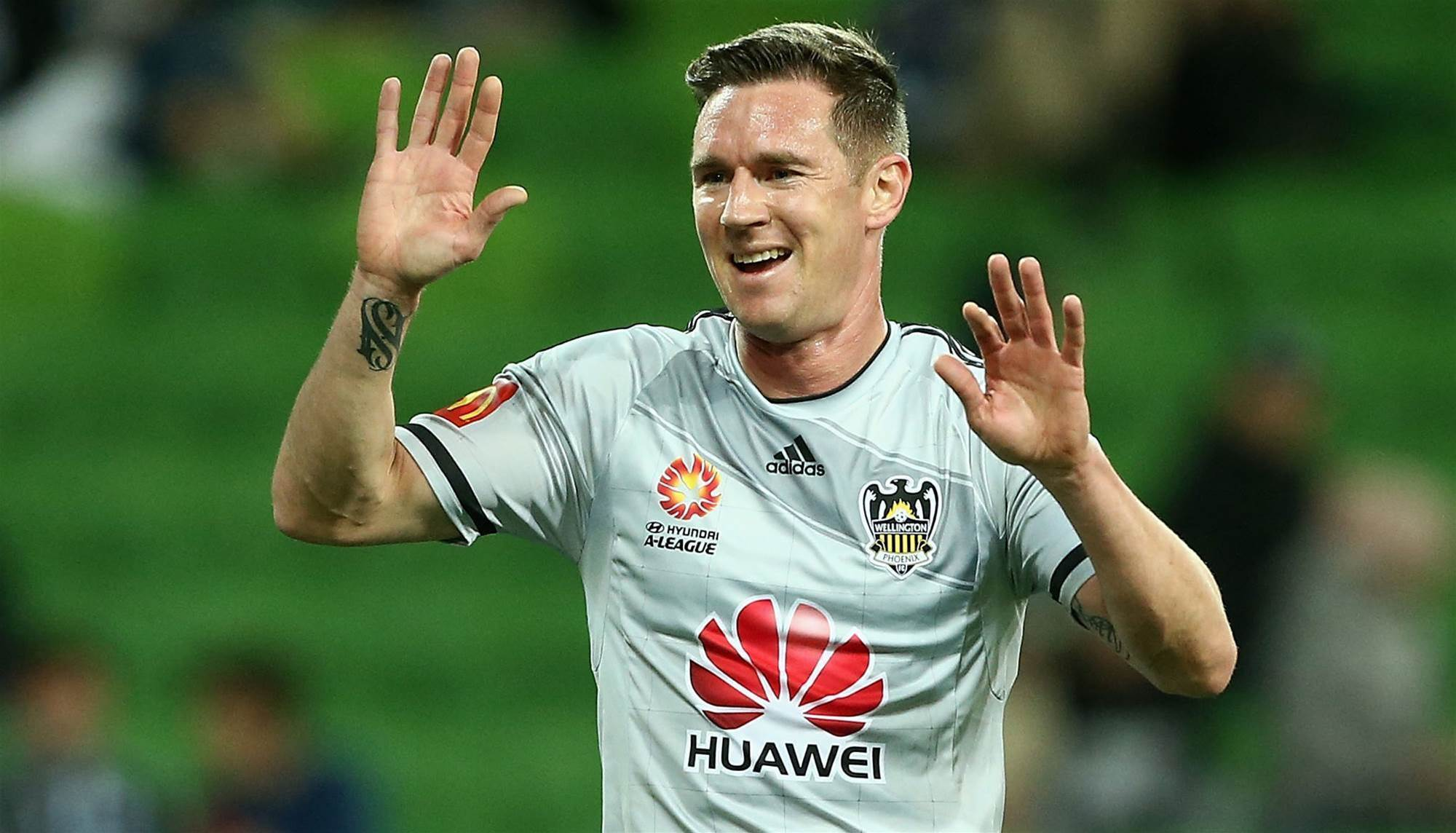 Smeltz leaves Nix for Indonesian marquee deal
