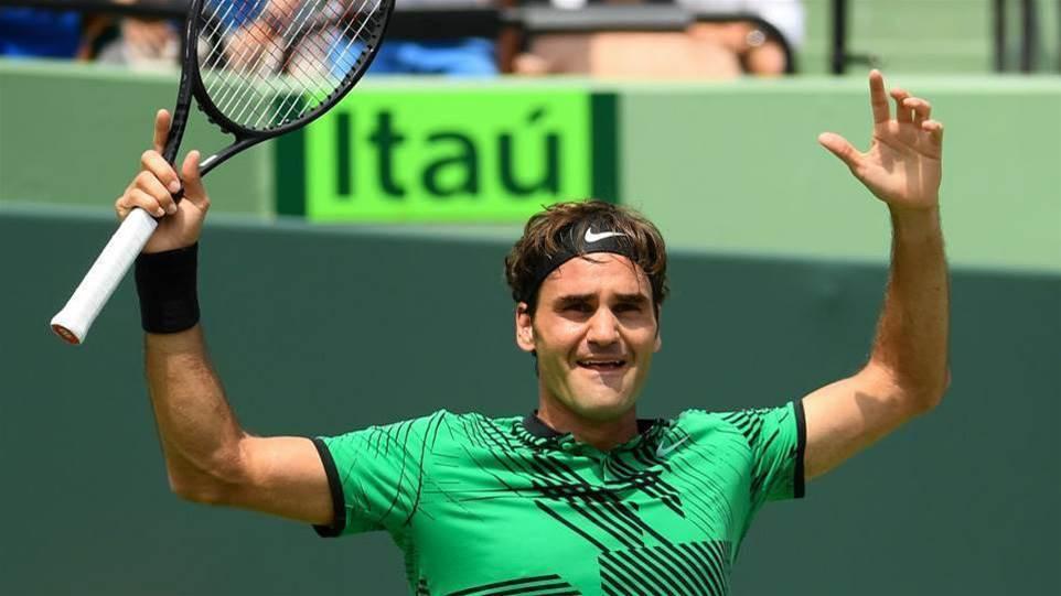 Federer reveals secret to stunning comeback