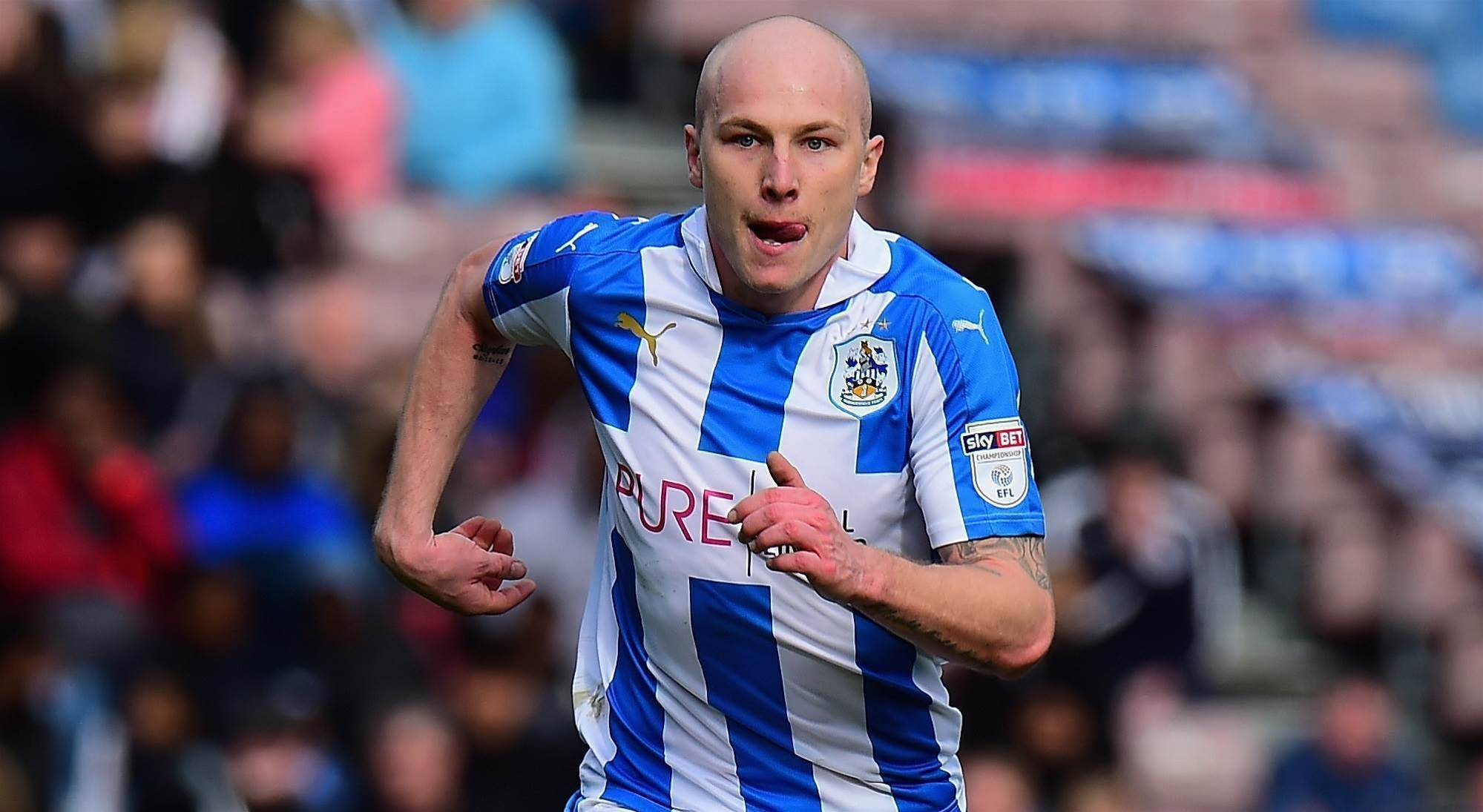 Mooy enjoying different Town role