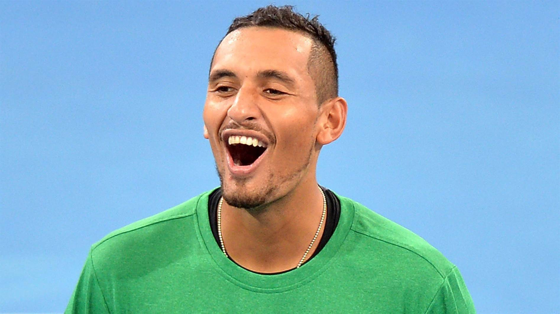 Hewitt backs Kyrgios for French Open glory