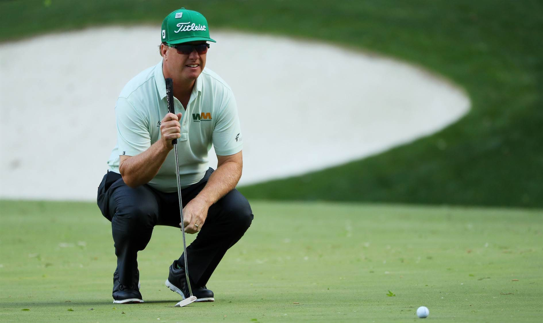 MASTERS: Hoffman makes 65 look like a breeze