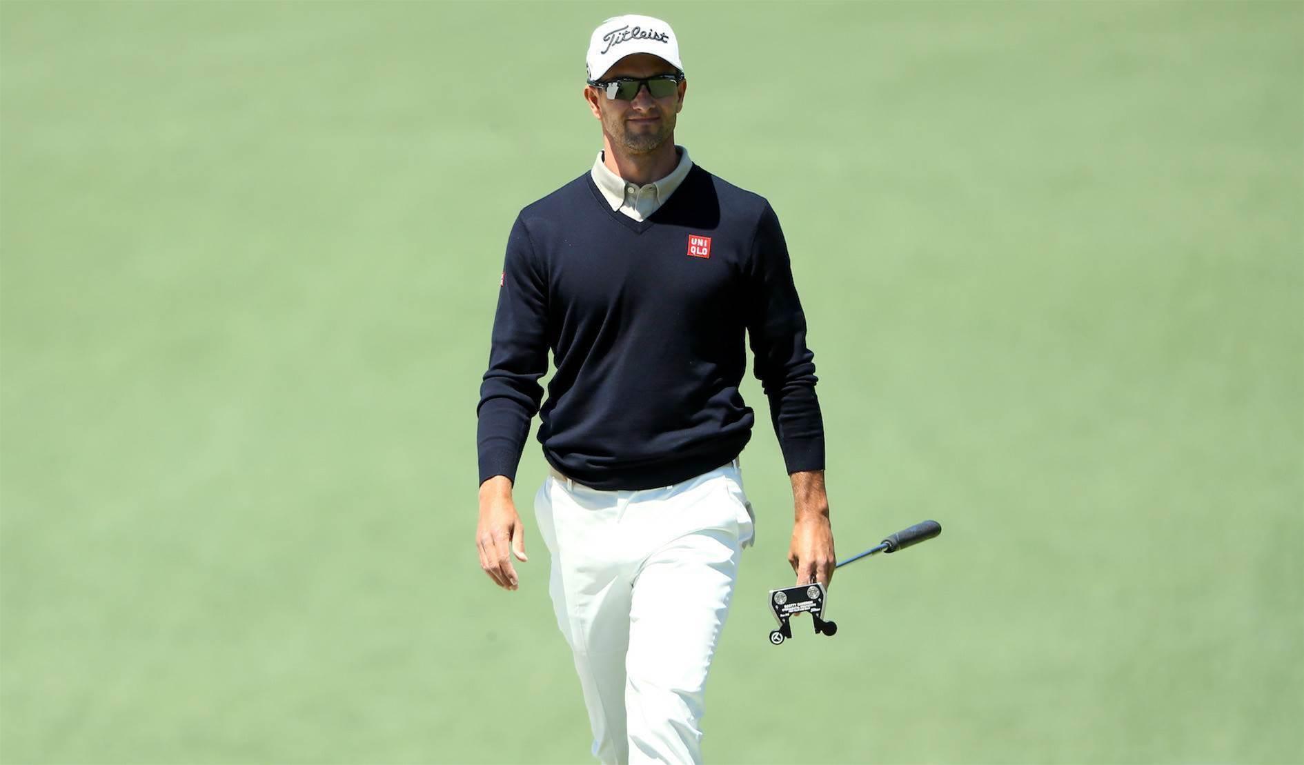 MASTERS: Scott edges closer to lead