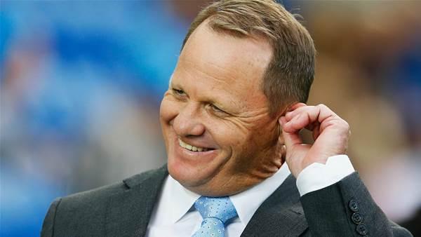 Walters talks coaching Titans