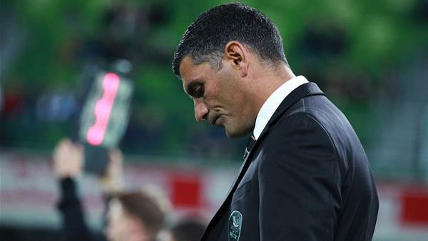 Aloisi defends decision to rest Roar four