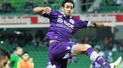 Rhys Williams heads Glory exodus