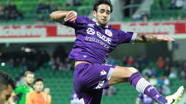 Rhys Williams heads Glory exodus