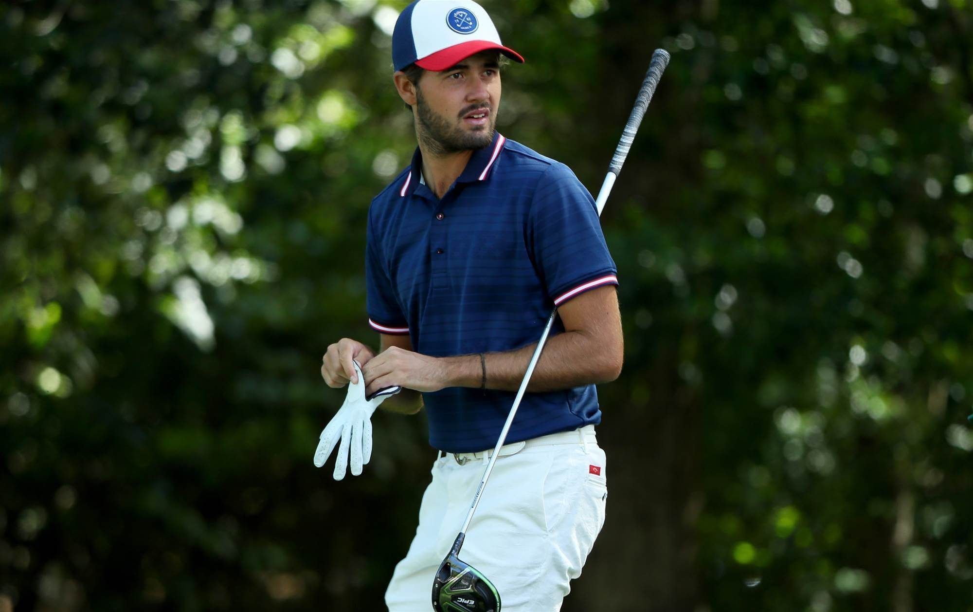 MASTERS: Curtis Luck joins the pro ranks