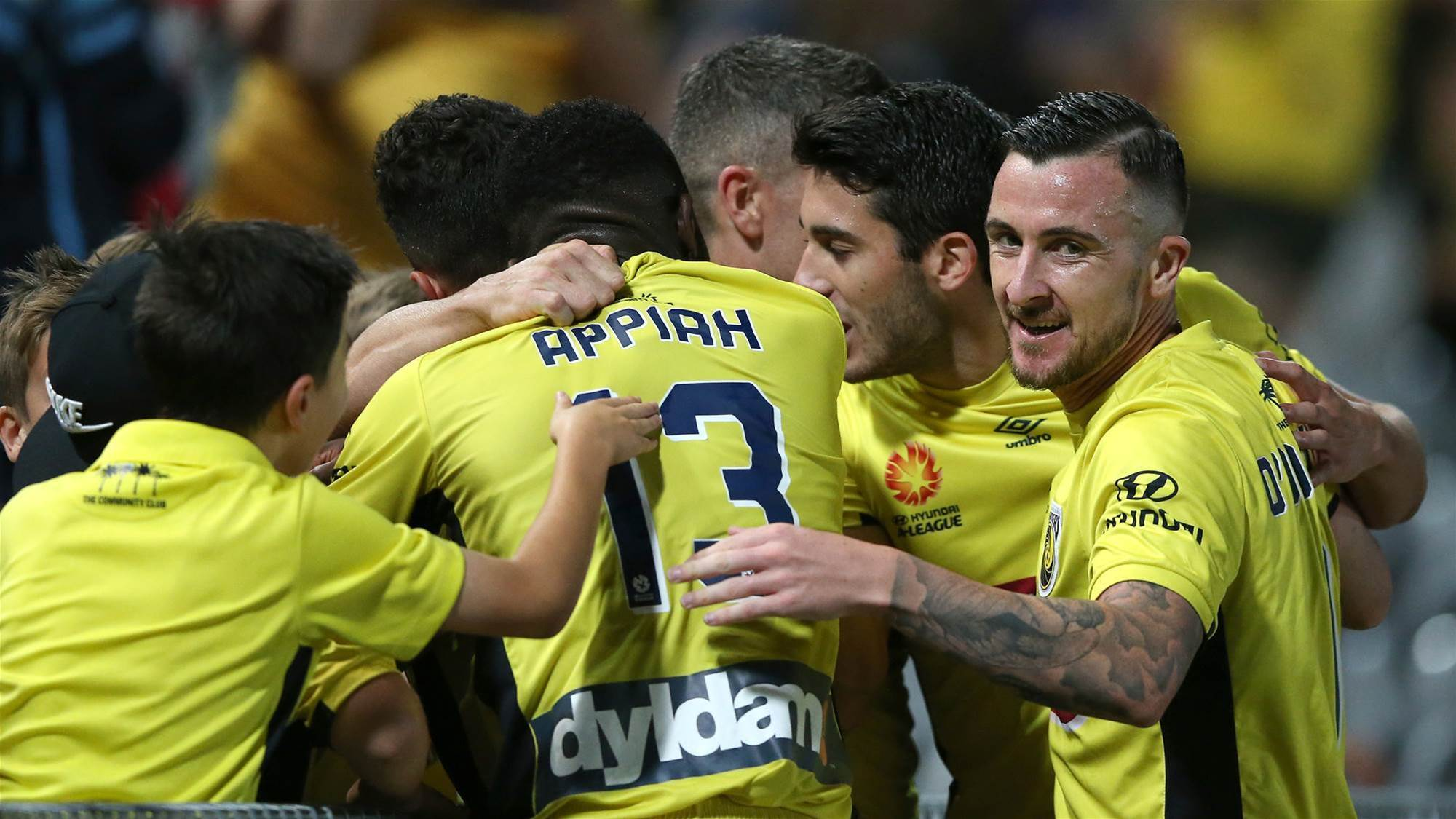 Derby Pain as Mariners dump Jets to last