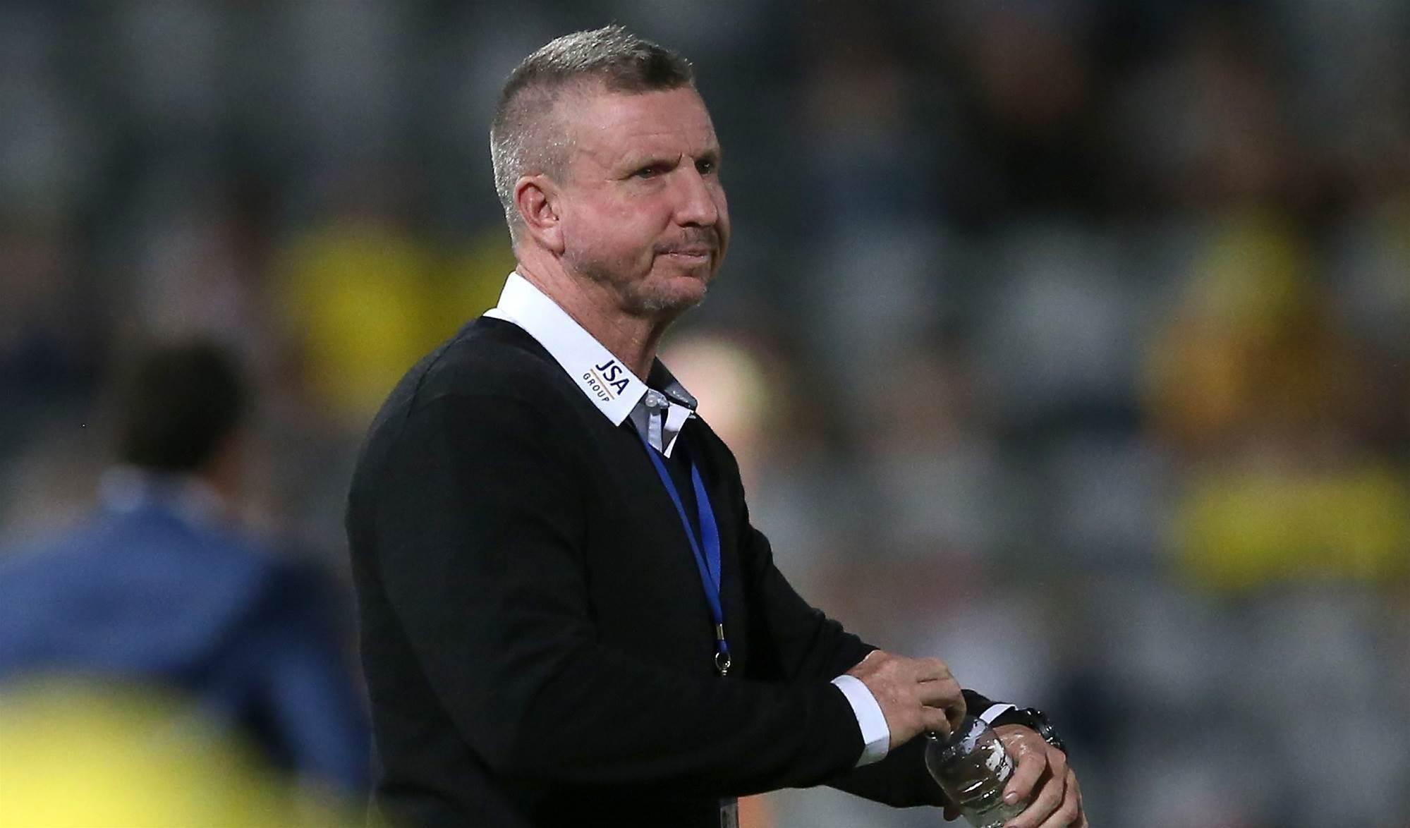 McKinna vows big changes at Jets