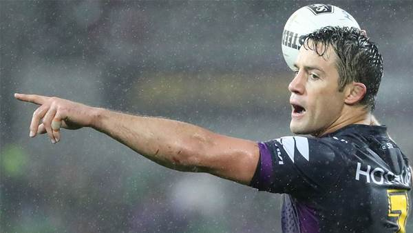 "Cronk on Milford: ""Storm have the money"""