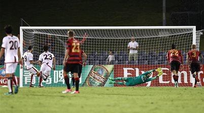 Antonis: It wasn't a penalty