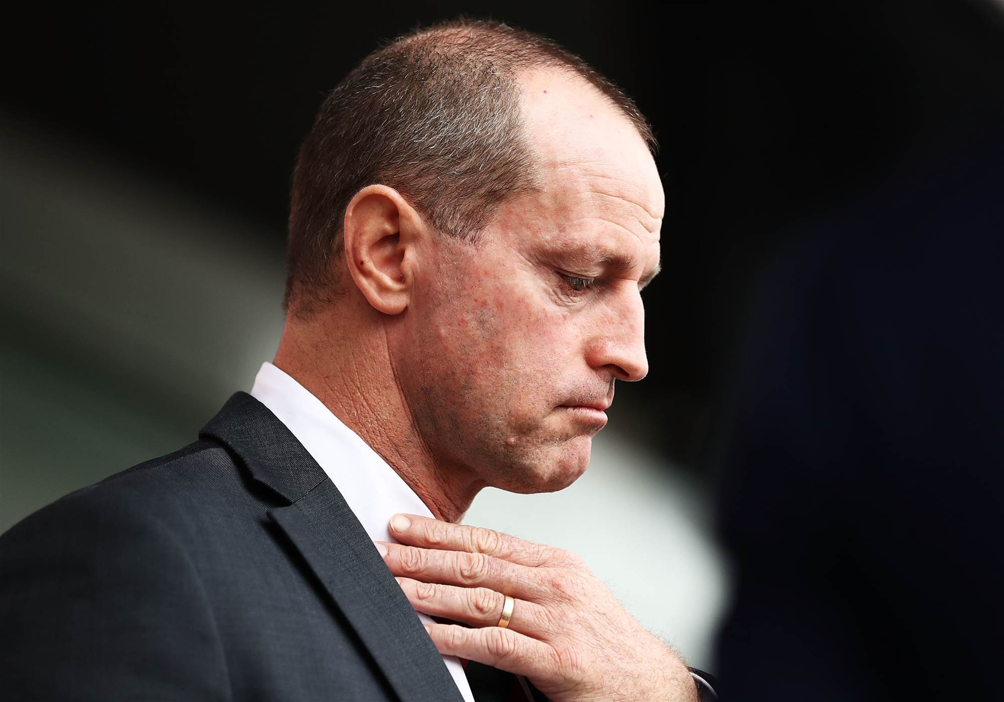 Maguire sacked by Rabbitohs