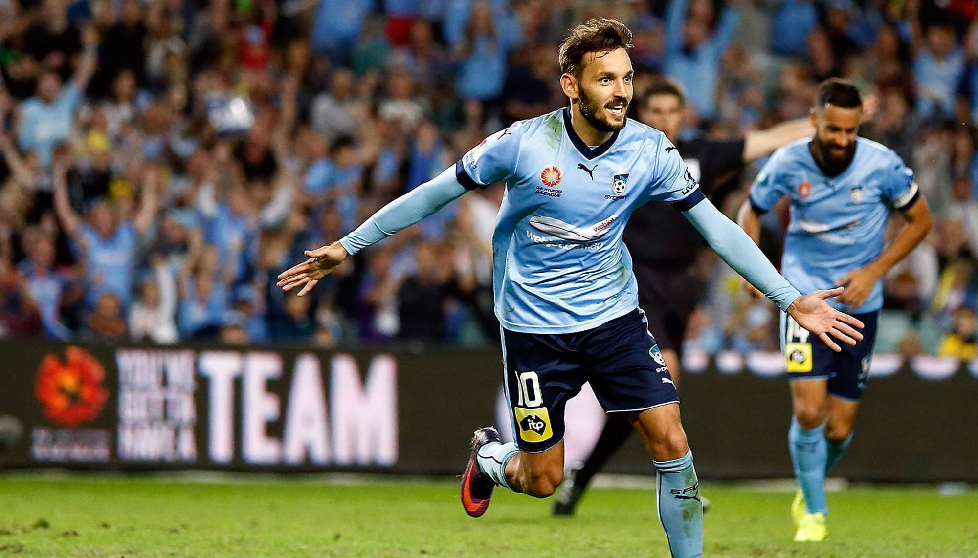 Ninkovic: I'd play the Grand Final on one leg!