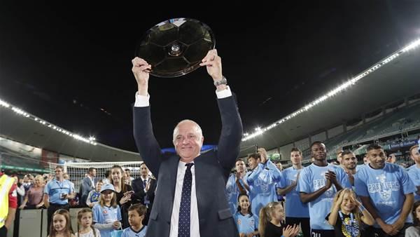 Sydney FC trio hail Arnold effect