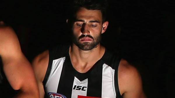Fasolo: I went to some dark places during depression