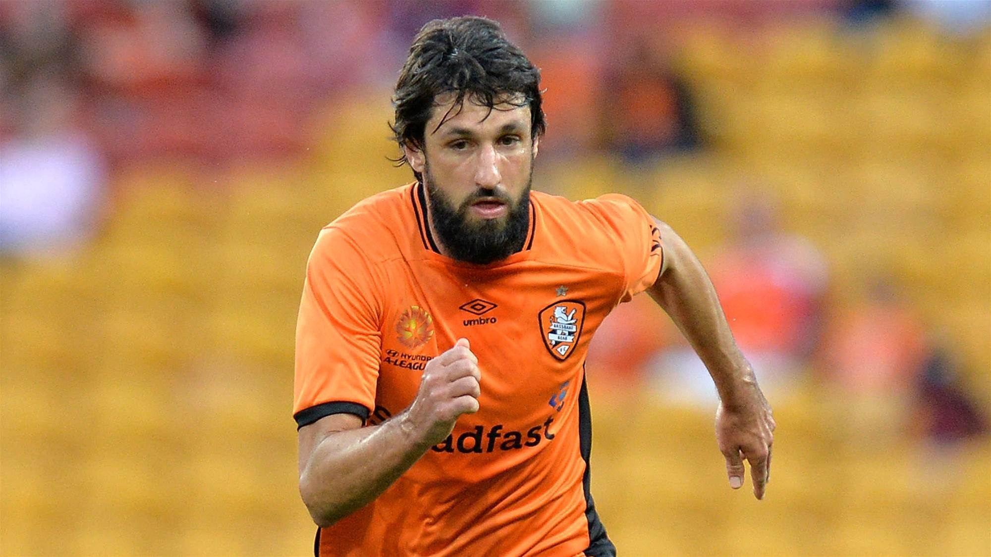 Broich exits Brisbane: 'All good things come to an end'