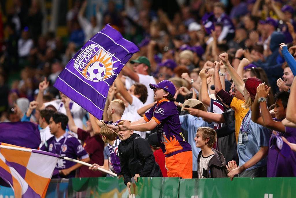 Perth Glory's 2017/18 A-League fixtures