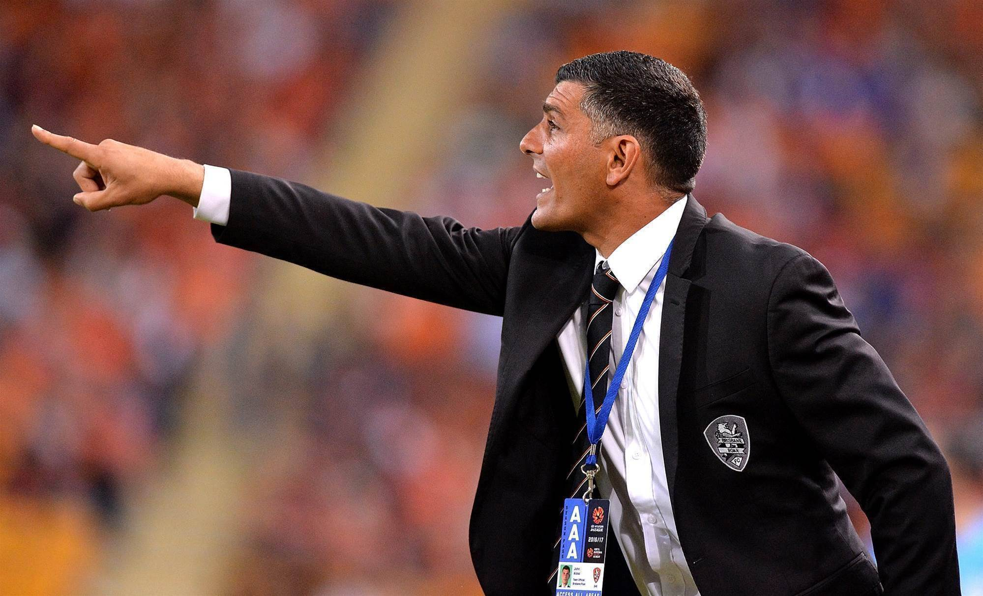 Aloisi: We know how to win finals