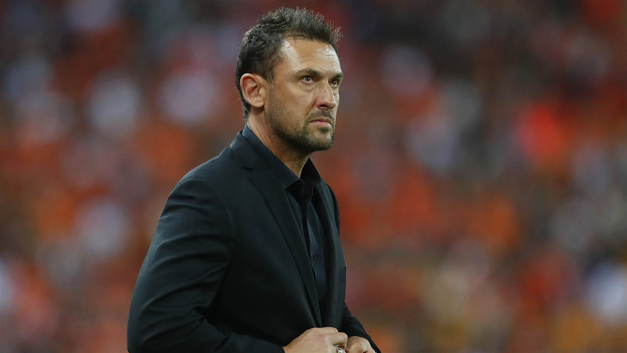 Popovic: We have to pick ourselves up