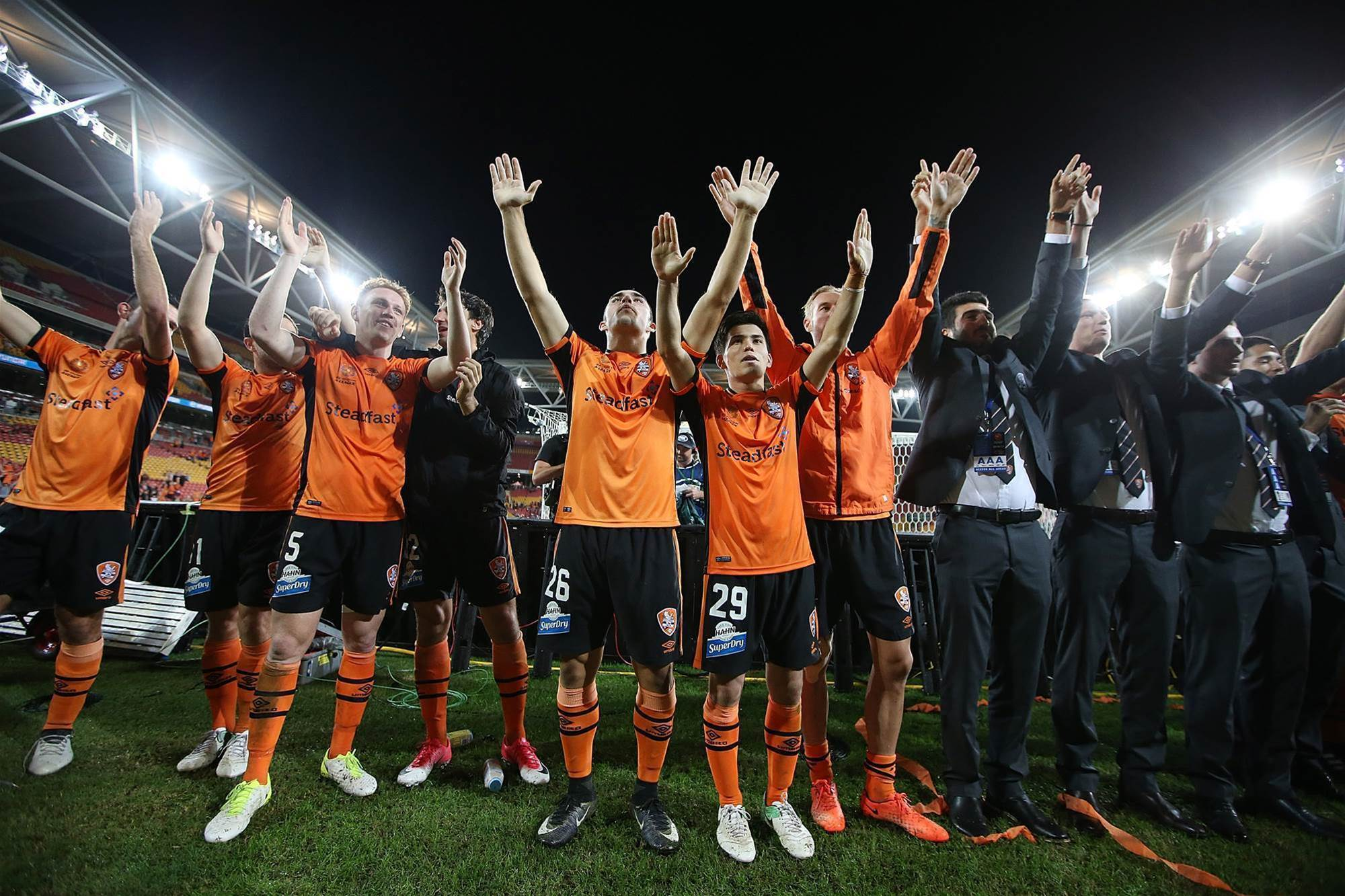 The A-League Quiz - Finals Week 1