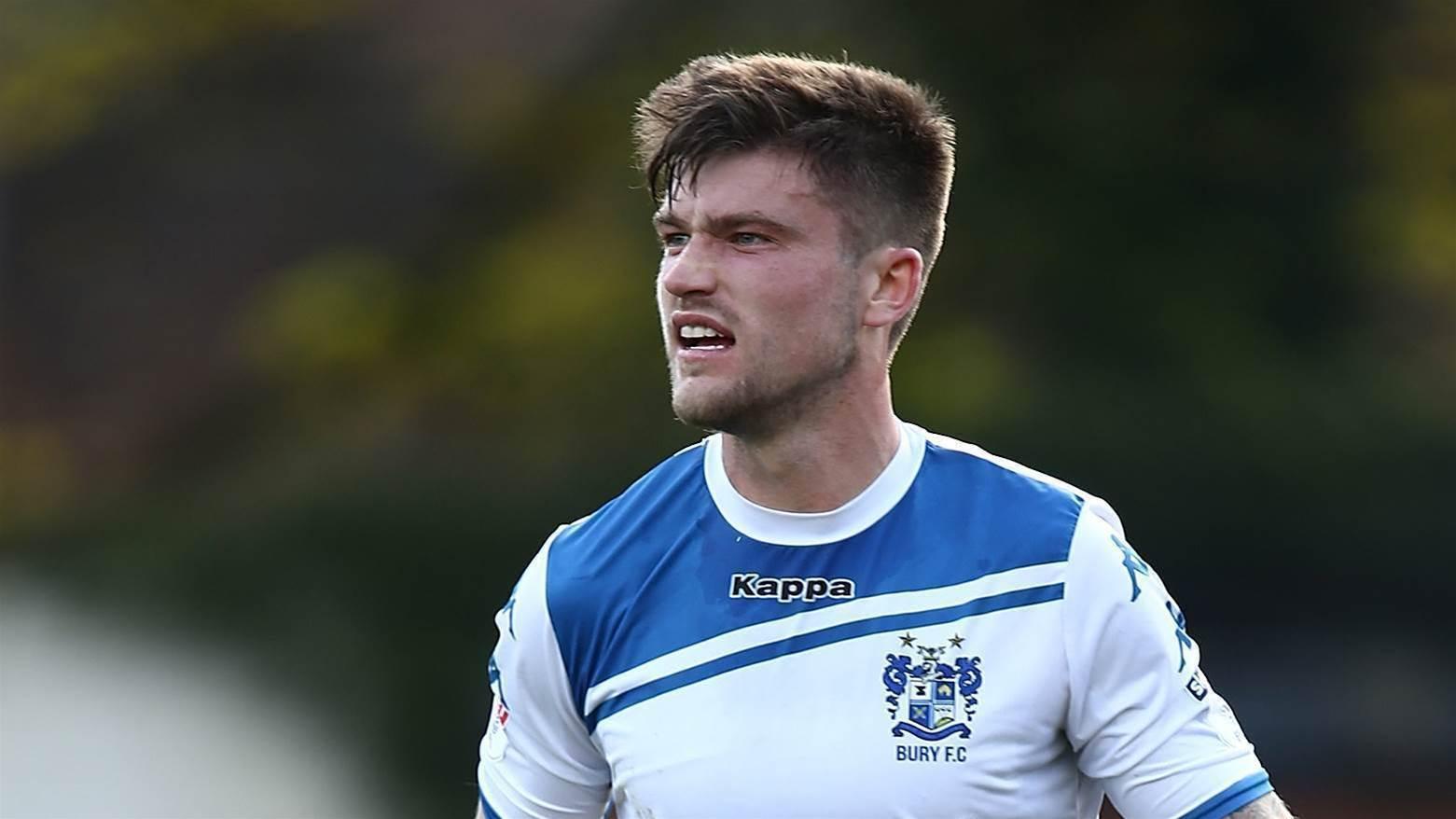 Burgess to follow Irvine's journey