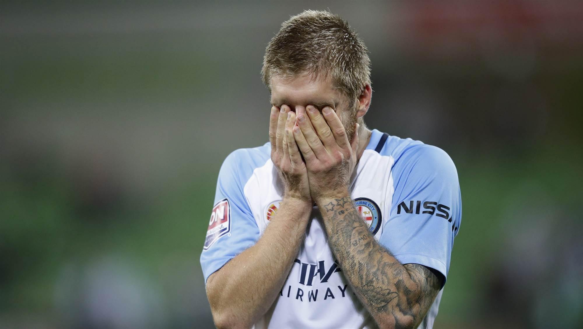 Brattan: City season a failure