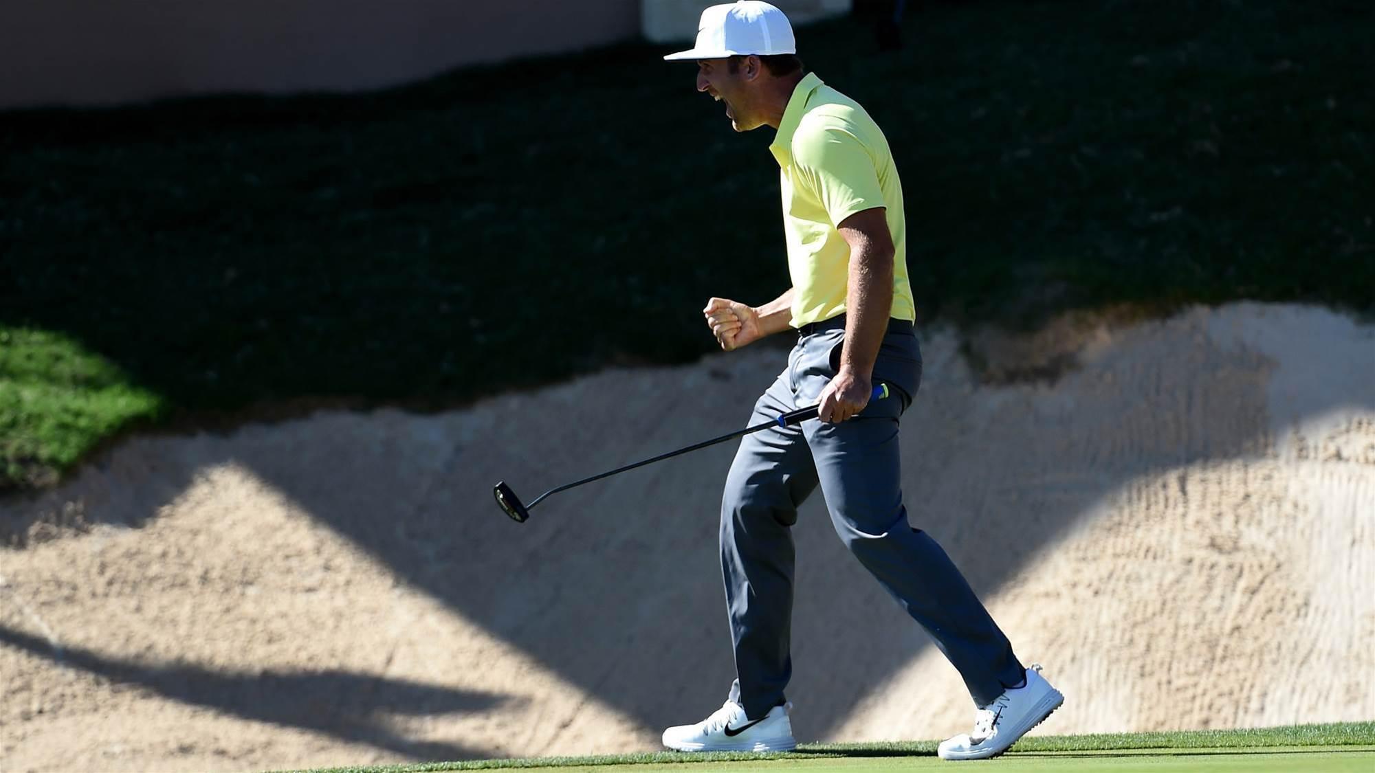 PGA TOUR: Chappell breaks his duck