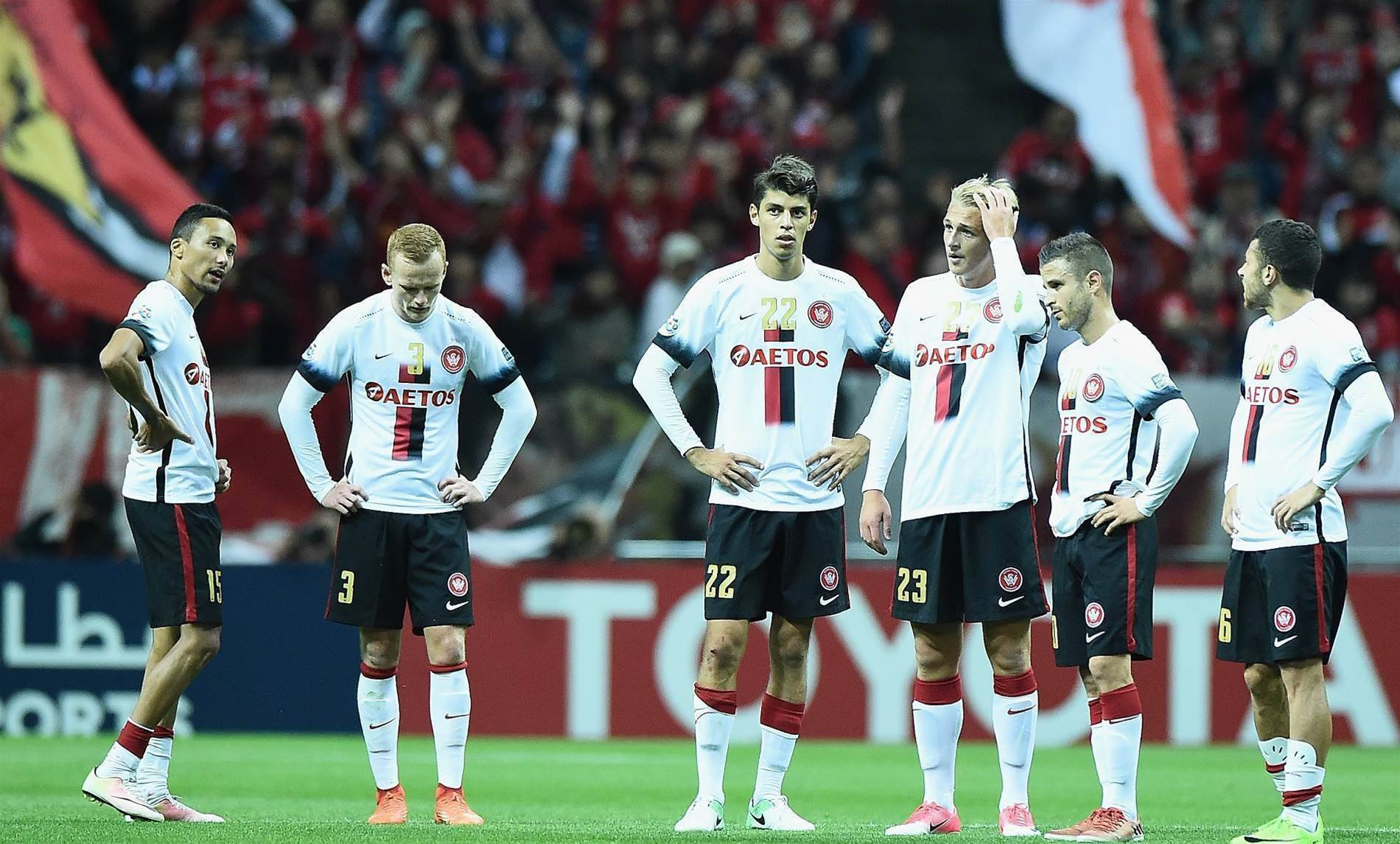 Why are Australian clubs failing in Asia?
