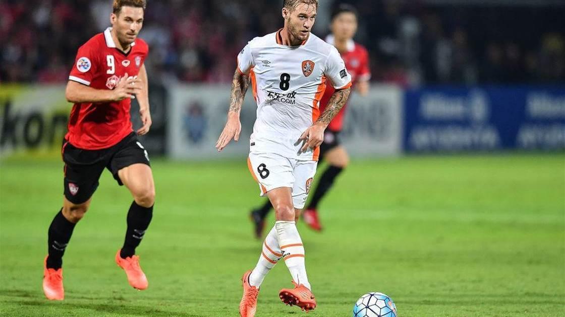 Roar retain midfield duo