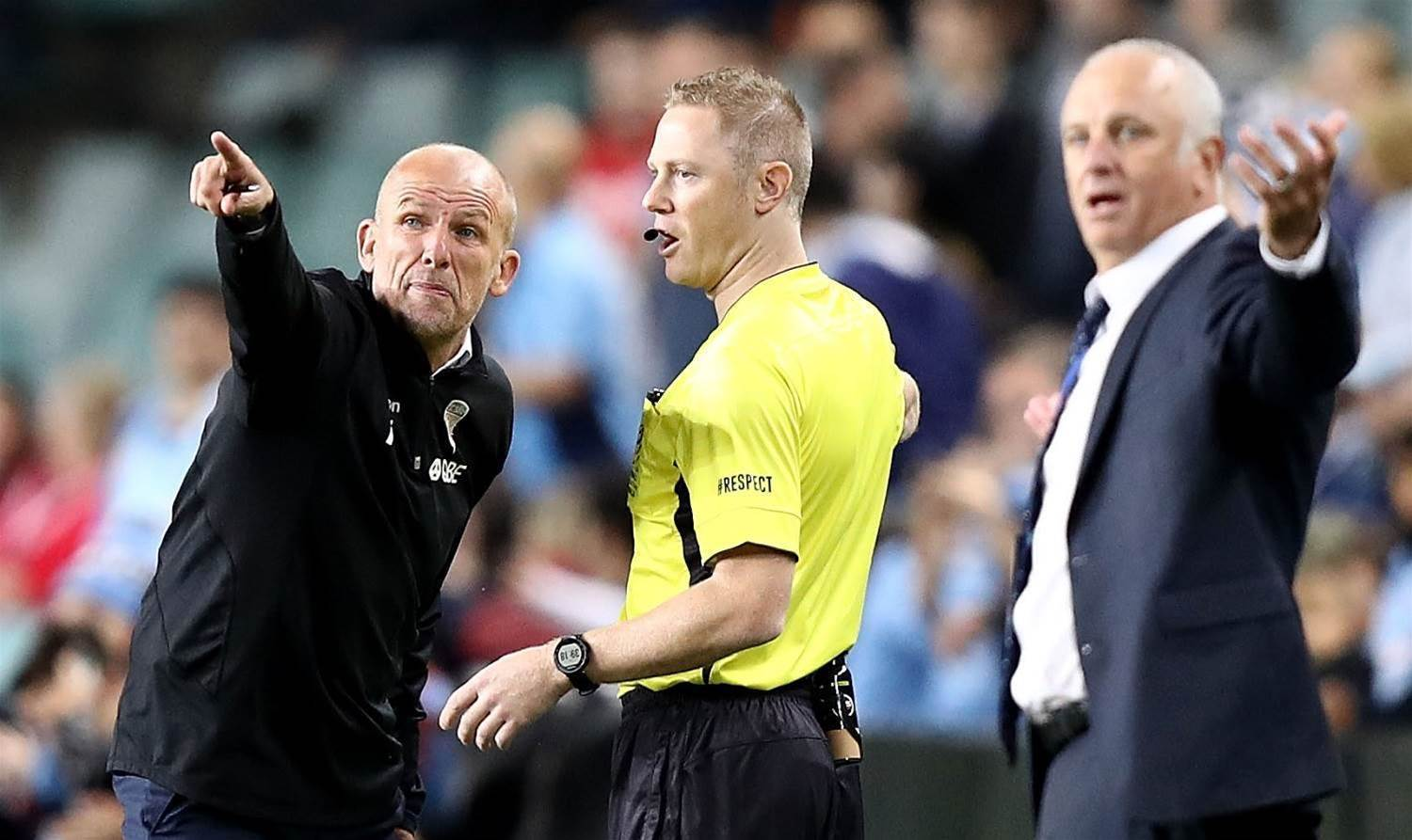 Lowe: It's pointless to complain about VAR