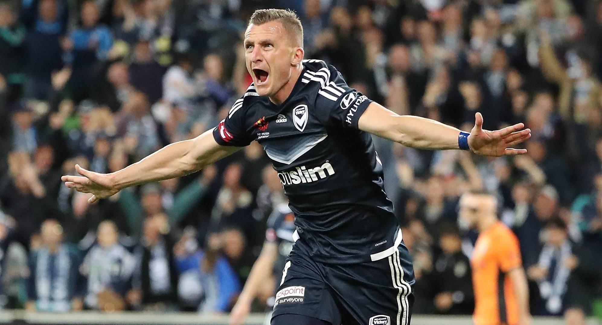 Berisha sends Victory into decider