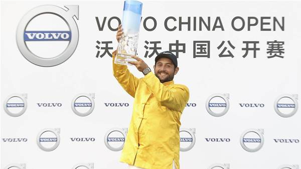 EURO TOUR: Levy storms to dramatic China Open victory